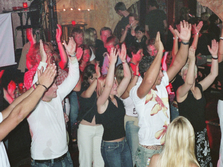 DJ Party Stimmung Bayern