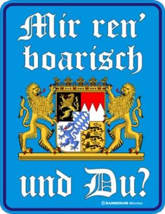Bayrisch Rap