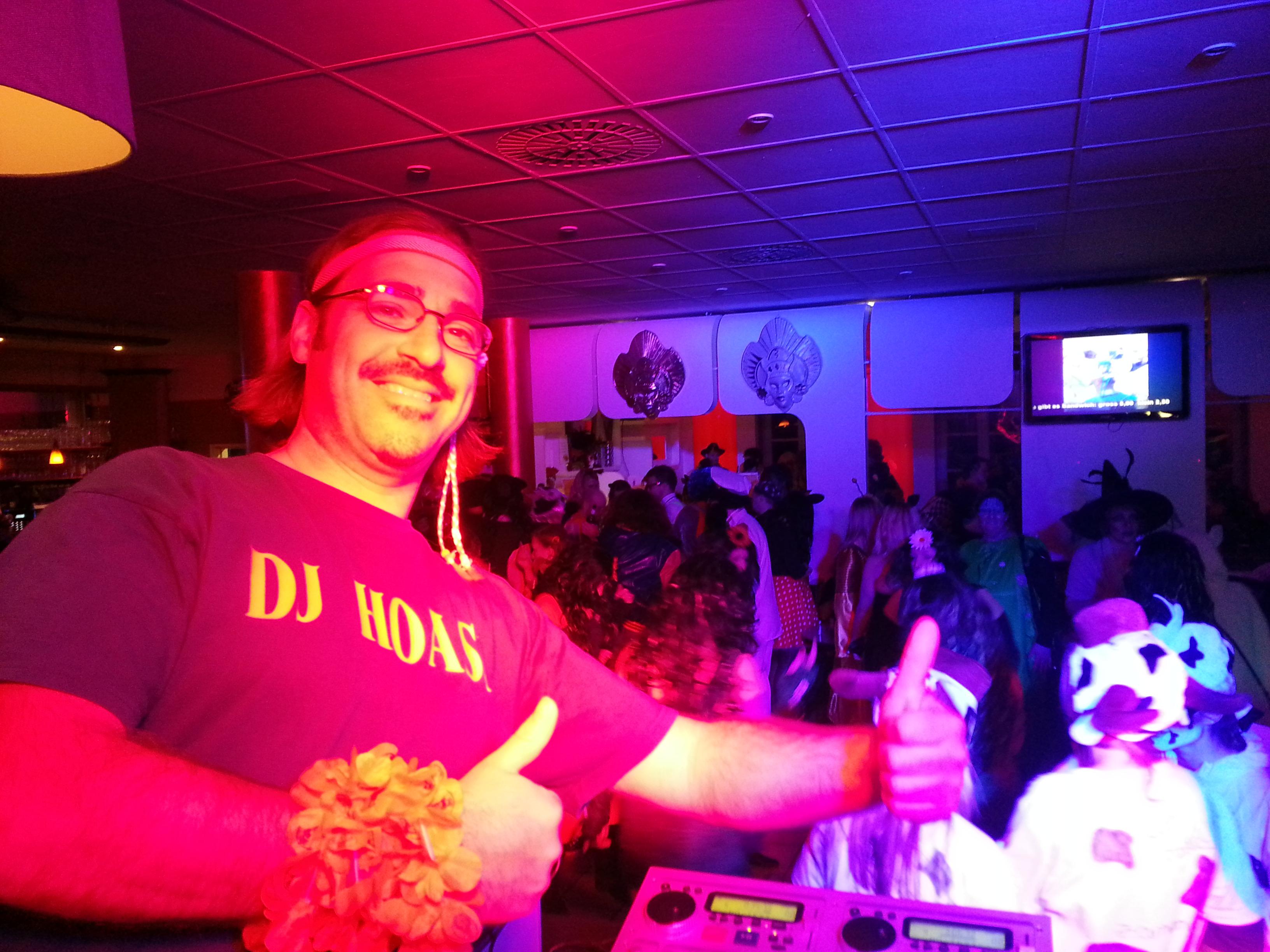DJ Hoasi Fasching  Allgäu