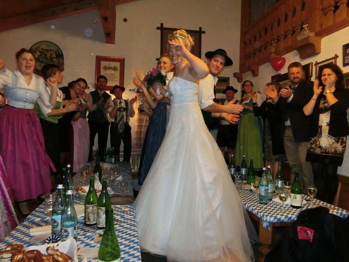 Brautverziehen# Brautstehlen mit DJ (3)