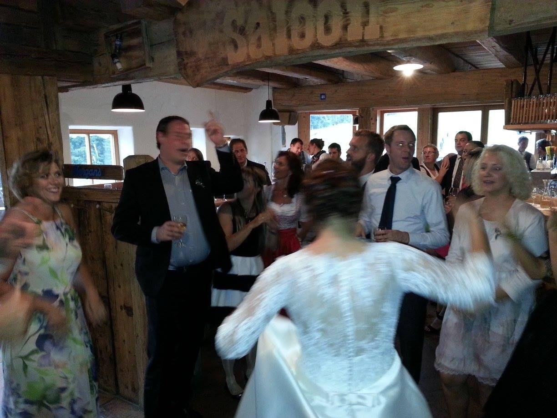Brautverziehen# Brautstehlen mit DJ (6)