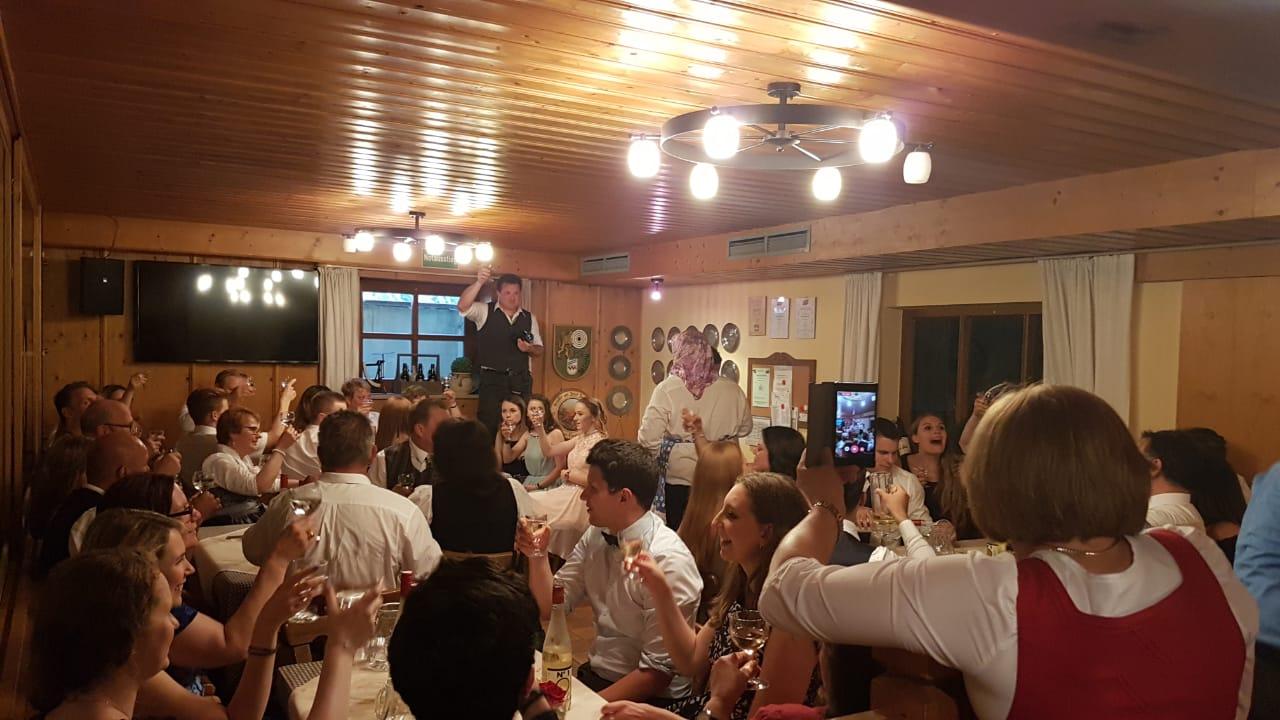 dj Hochzeit Brautverziehen DJ Michi DJ Chris Spino (20)