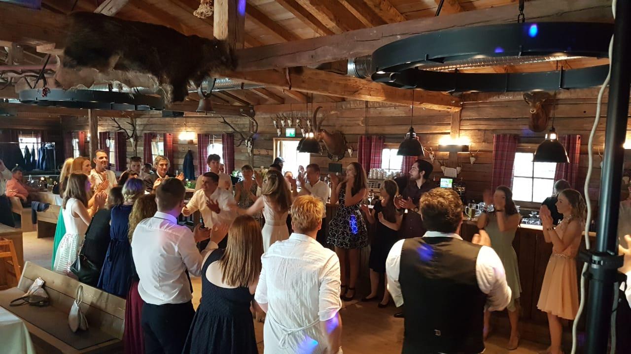 dj Hochzeit Brautverziehen DJ Michi DJ Chris Spino (21)